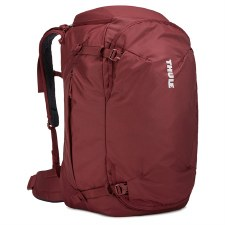 Thule Landmark 40 Litre Women's Backpacking and Travel Backpack - Dark Bordeaux