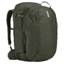 Thule Landmark 60 Litre Men's Backpacking and Travel Backpack - Dark Forest