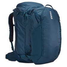 Thule Landmark 60 Litre Women's Backpacking and Travel Backpack - Majolica Blue