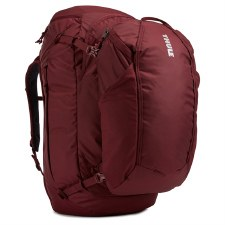 Thule Landmark 70 Litre Women's Backpacking and Travel Backpack - Dark Bordeaux