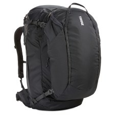 Thule Landmark 70 Litre Men's Backpacking and Travel Backpack - Obsidian