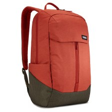 Thule Lithos 20 Litre Backpack Rooibos/Forest Night