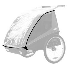 Thule Rain Cover for Thule Coaster and Cadence Bike Trailers