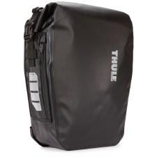Thule Shield Pannier Single Commuter Bag Black