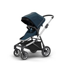 Thule Sleek Stroller - Navy Blue