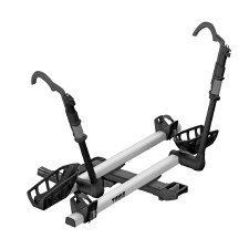 "Thule 9034XTS T2 Pro XT Silver - 2 Bike Hitch Rack - Fits 2"" hitches"