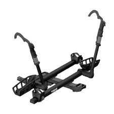 "Thule 9035XTB T2 Pro XT Black - 2 Bike Hitch Rack - Fits 1.25"" hitches"