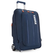 Thule Crossover 38 Litre Rolling Carry On Suitcase - Navy
