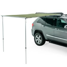 Tepui Awning 6 Foot - Roof Mount - Olive Green
