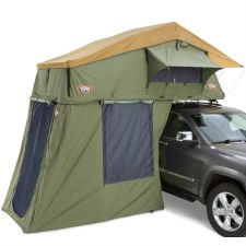 Thule Tepui Autana 4 with Annex - Olive Green - Explorer Series