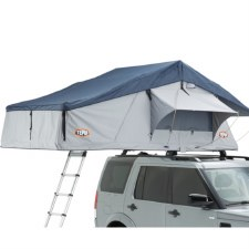 Tepui Autana 4 Roof Top Tent with Annex - Haze Gray - Ruggedized Series