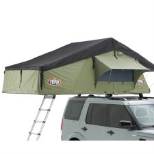 Thule Tepui Autana 4 Roof Top Tent with Annex - Olive Green - Ruggedized Series