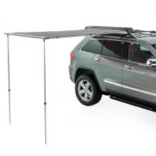 Tepui Awning 4 Foot - Roof Mount - Haze Gray