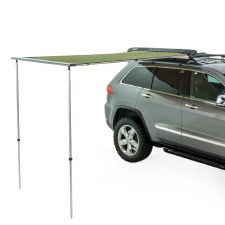 Tepui Awning 4 Foot - Roof Mount - Olive Green