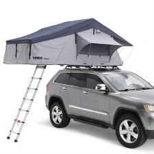 Thule Tepui Autana 3 with Annex - Haze Gray - Explorer Series