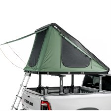 Thule Tepui HyBox Wedge Hardshell Roof Top Tent Black