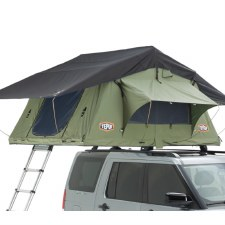Tepui Kukenam 4 Roof Top Tent - Olive Green - Ruggedized Series