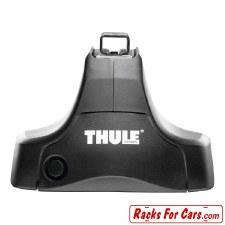 Thule 480R Rapid Traverse Foot Pack Half Set of 2 Towers