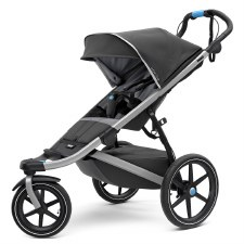 Thule Urban Glide 2 Jogging Stroller - Single - Dark Shadow