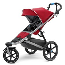 Thule Urban Glide 2 Jogging Stroller - Single - Mars