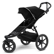 Thule Urban Glide 2 - Jogging Stroller - Single - Black
