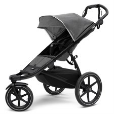 Thule Urban Glide 2 - Jogging Stroller - Single - Grey Melange