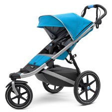 Thule Urban Glide 2 Jogging Stroller - Single - Thule Blue