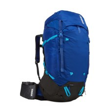Thule Versant 60 Litre Women's Backpacking Pack - Mazerine Blue