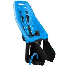 Thule Yepp Maxi - Easyfit Rack Mounted Child Bike Seat - Blue