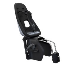 Thule Yepp Nexxt Maxi - Frame Mount Child Bike Seat - Monument