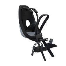 Thule Yepp Nexxt Mini - Front Mount Child Bike Seat - Monument