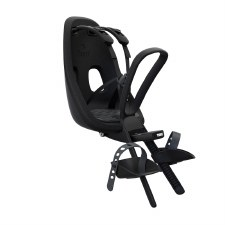 Thule Yepp Nexxt Mini - Front Mount Child Bike Seat - Obsidian