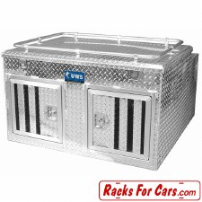 "UWS DB-4848N 48"" Northern Insulated Dog Box"