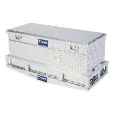 UWS TBC-48-DD Chest Style Toolbox and Hitch Basket Combination