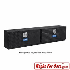 "UWS TBTS-72-BLK 72"" Top Sider Truck Toolbox Black"
