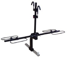 Swagman 64664 Traveler XCS 2 Bike Hitch Rack Towing Model