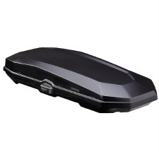 Yakima CBX 16  - Ski and Cargo Box - Black Textured