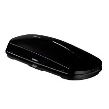 Yakima GrandTour 16 - Ski and Cargo Box - Black Glossy