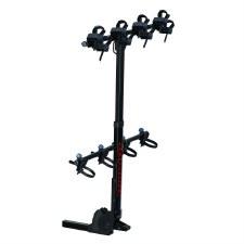 """Yakima HangTight - 4 Bike Rack - Fits 2 """" Hitches"""