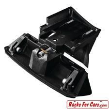 Yakima K328 Fit Kit for Raised Side Rails