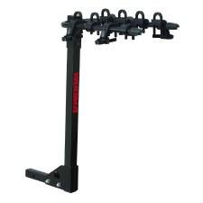 """Yakima RoadTrip - 4 Bike Rack - Fits 2"""" Hitches - RV Approved"""
