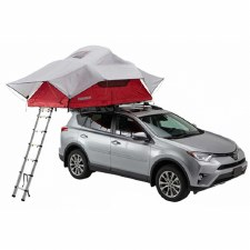 Yakima SkyRise Roof Top Tent - Medium - 3 Person - Red