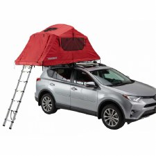 Yakima SkyRise Roof Top Tent - Small 2 Person - Red