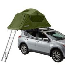 Yakima SkyRise Roof Top Tent - Medium - 3 Person - Green