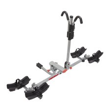"Yakima TwoTimer 2 Bike Hitch Rack - Fits 2"" and 1.25"" hitches"