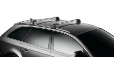 Thule 7601 AeroBlade Edge for Flush Rails and Fixed Point - Small
