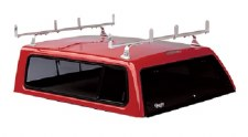 Hauler ULRHDGC 2 Bar Canopy Mount Rack