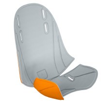 Thule Ride Along Mini Replacement Padding - Light Grey and Orange