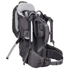 Thule Sapling Child Carrier - Dark Shadow and Slate