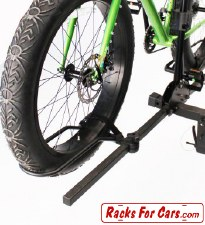 Hollywood Fat Tire Wheel Holders for SportRider and TrailRider Racks